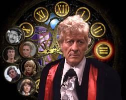 The Third Doctor by killashandra-falta