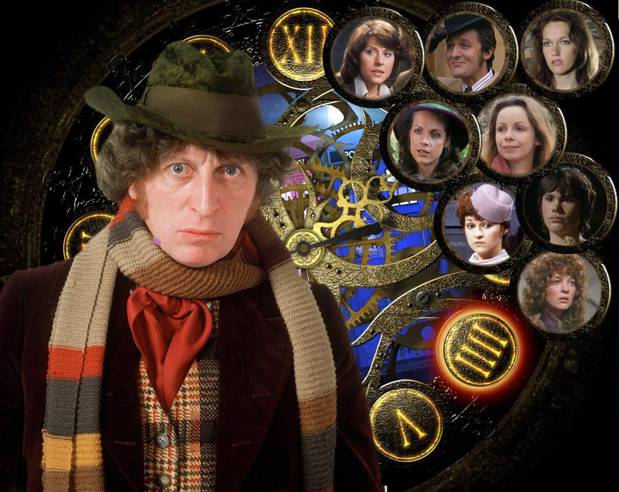 The Fourth Doctor by killashandra-falta