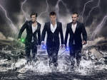 The Three - Oncoming Storm Force