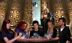 Time Lord Poker Night