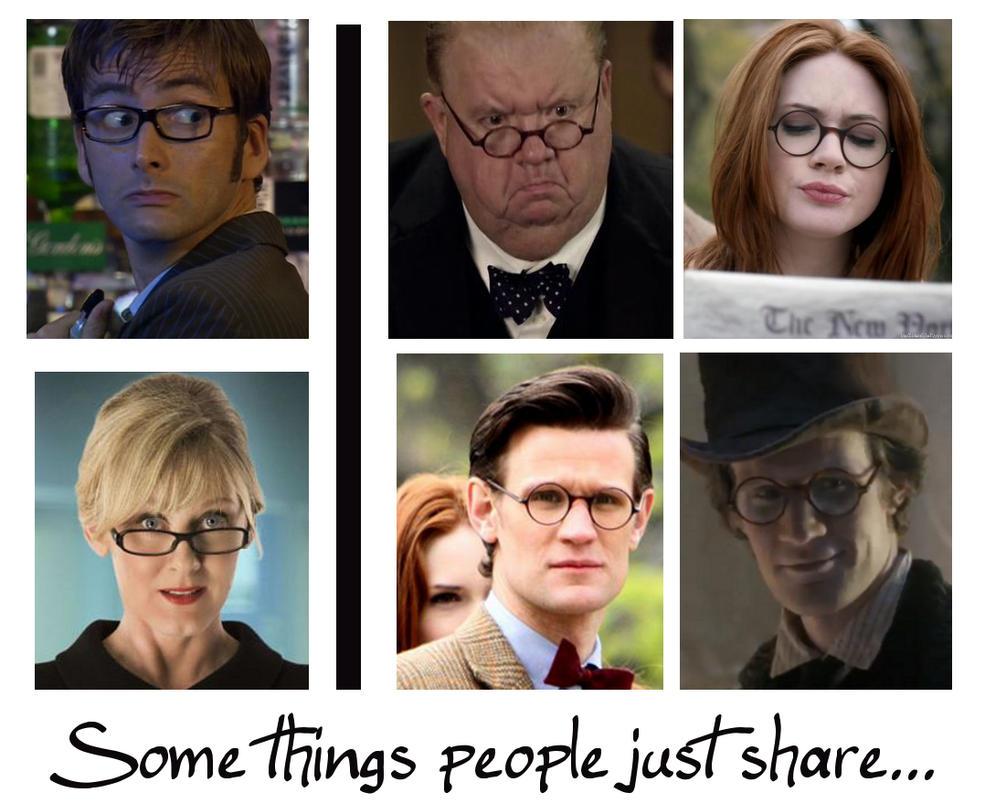 Who's glasses were they? by killashandra-falta