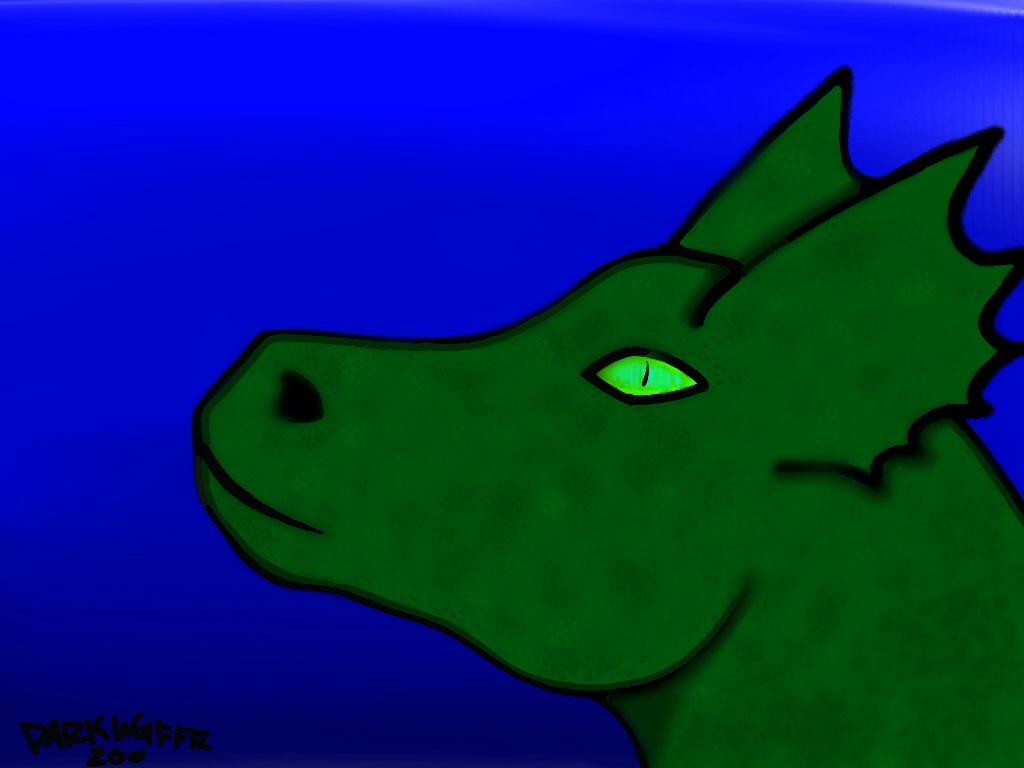 Dragon by DarkWolffe200