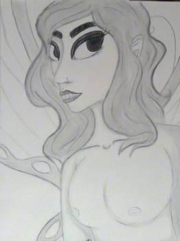A Beautiful Woman {w/Speeddraw}