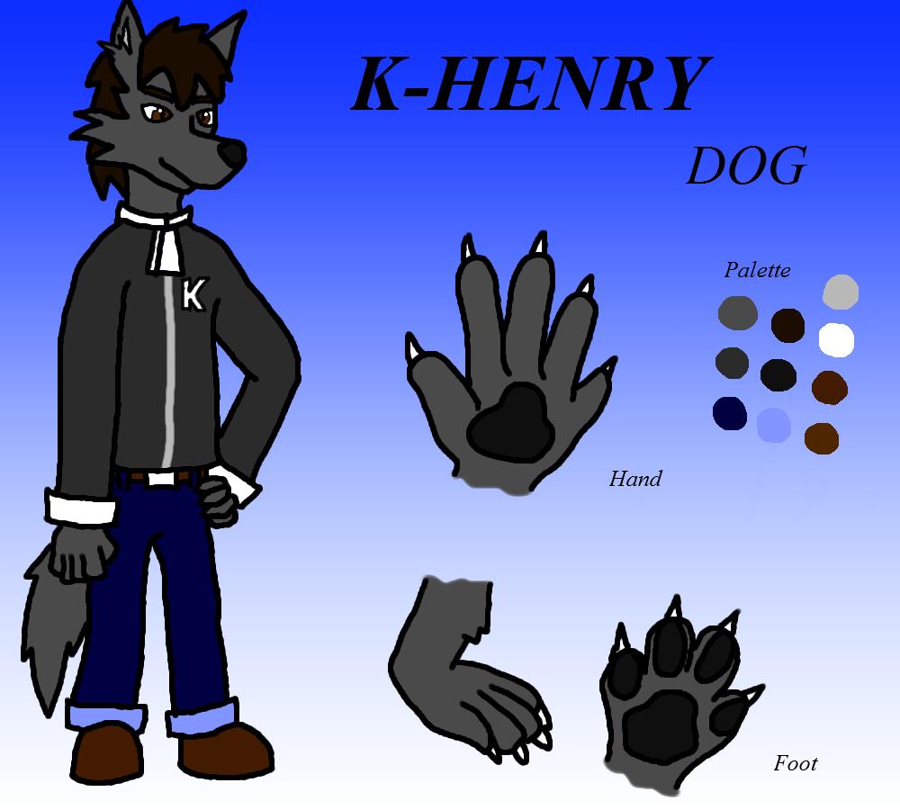 K-HENRY Dog by K-HENRY