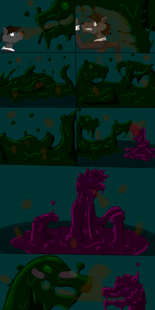 Slime tf comic 10th by k henry on deviantart for Table th tf 00 02
