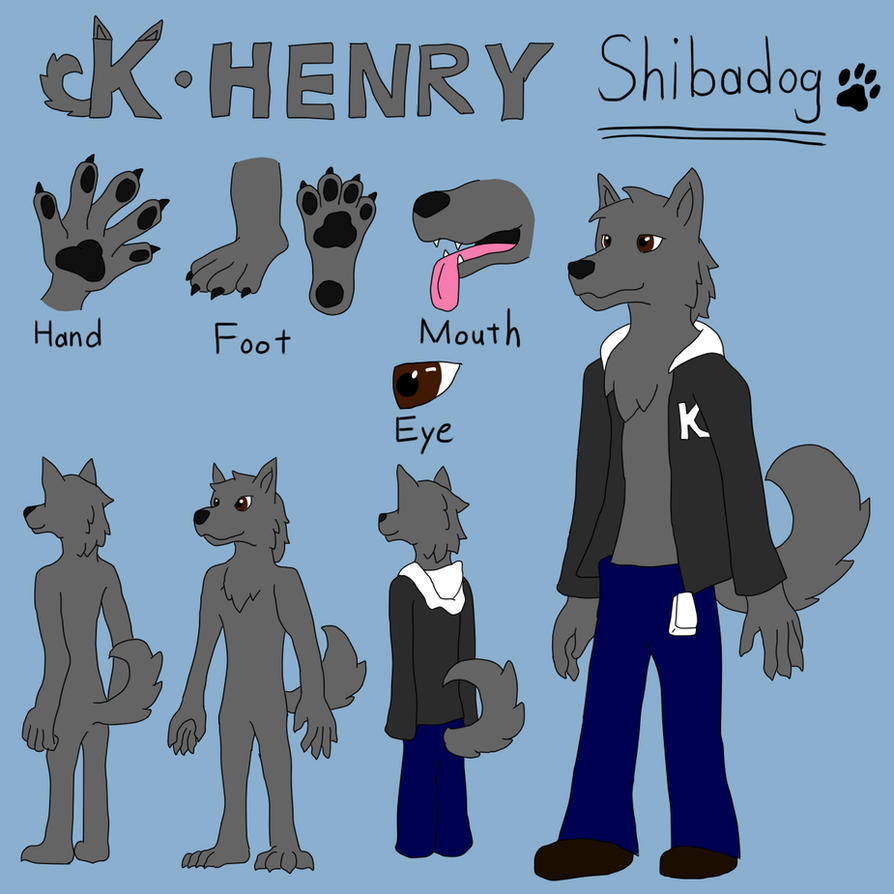 Character Profile [Henry] by K-HENRY