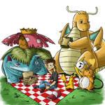 Pokemon Picnic