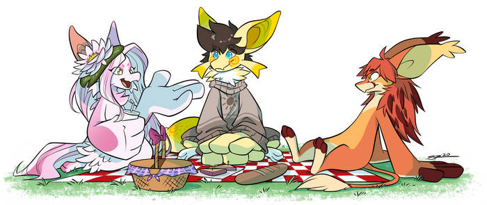 Fornlee Picnic