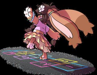 Hopscotch Hoppin'