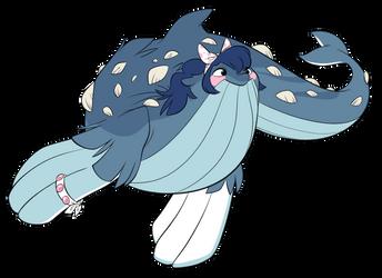 Parawhale Dorrie