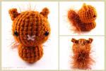 Squirrel Nutkin by kiwi28
