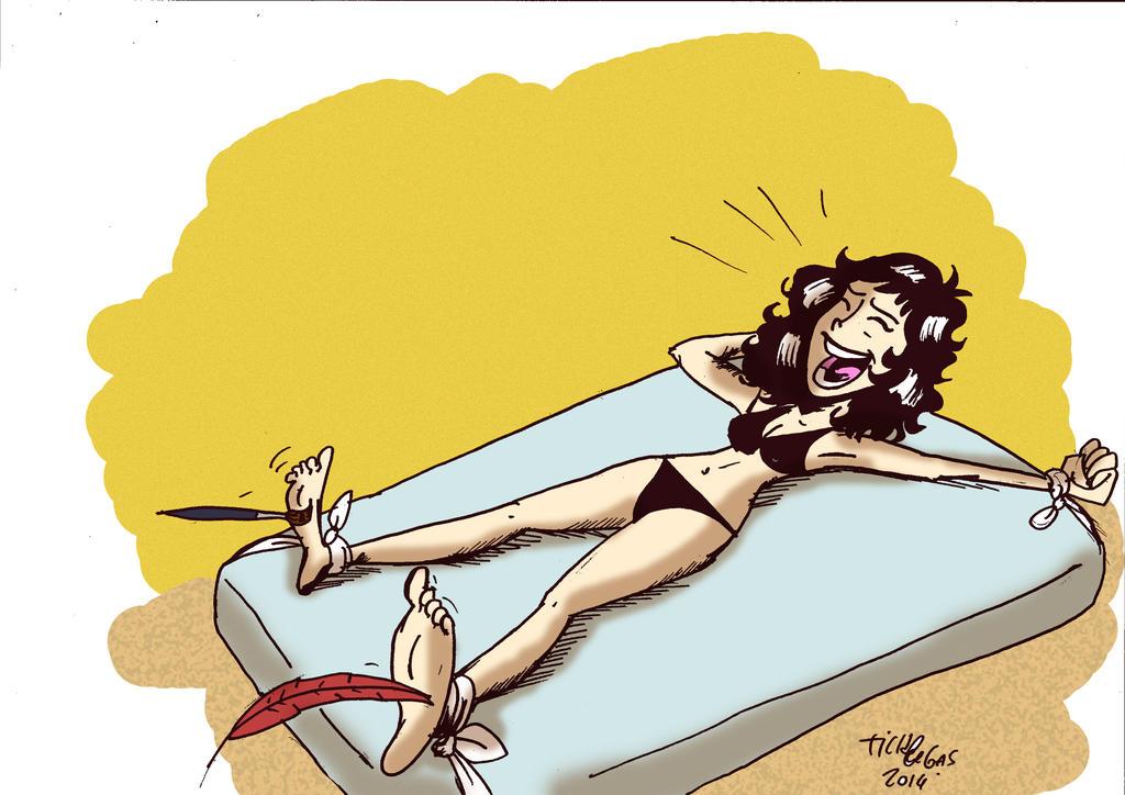 Bed Memories by ticklegas