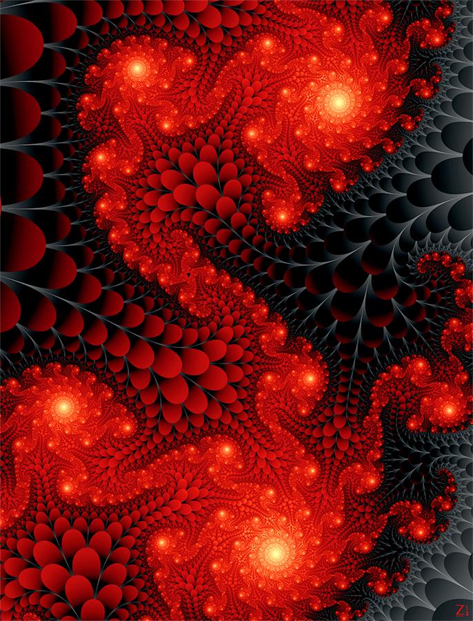 Red Dragon by z00reka