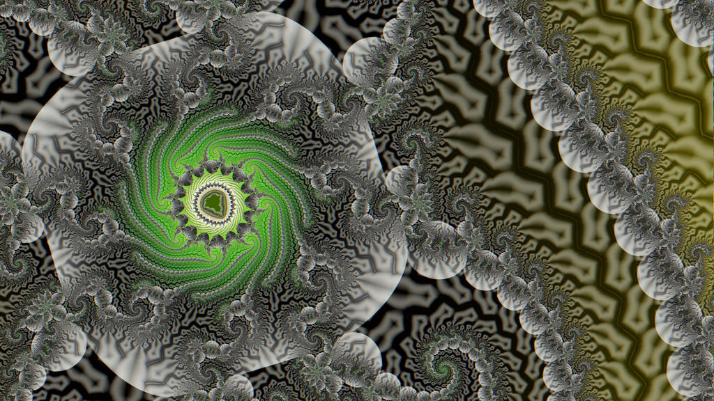 Green Ice by z00reka
