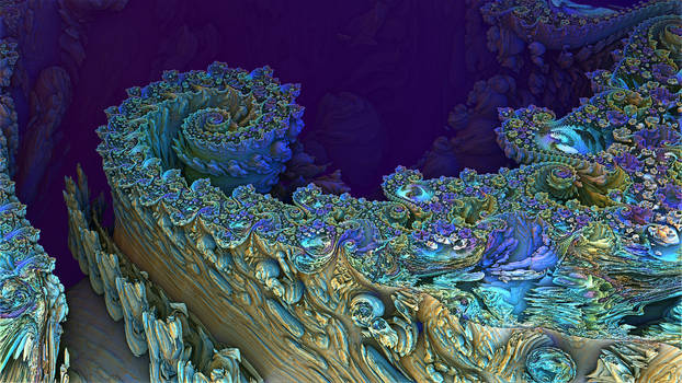 Spiral Reef by z00reka