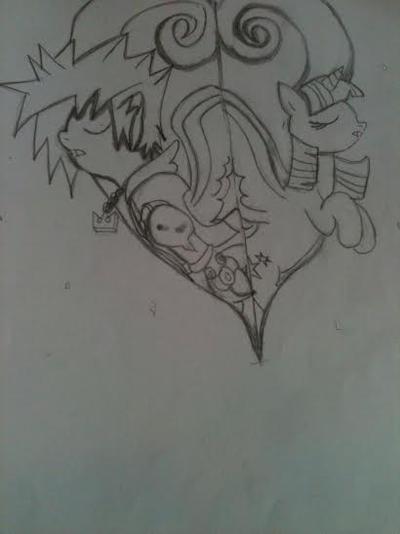 Kingdom Hearts : Twilight's Kingdom picture by XrosBrony