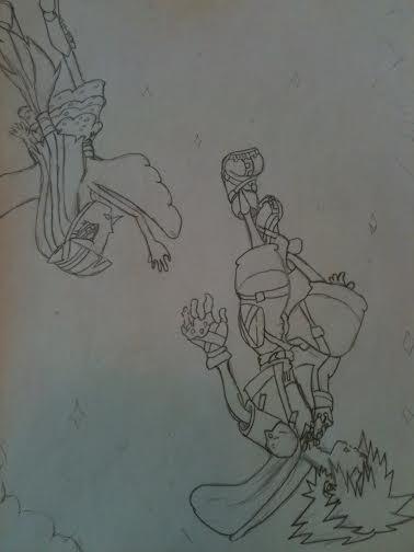Kingdom Hearts : Equestria Girls Alternative cover by XrosBrony