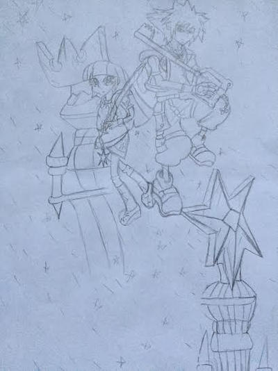 Kingdom Hearts 3 (MLP) Dearly Beloved ver by XrosBrony