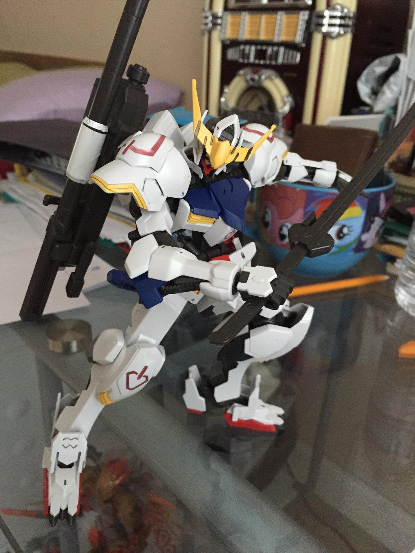 1/100 Gundam Barabotos  by XrosBrony