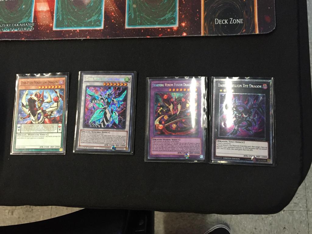 Four Dimension Dragons!! by XrosBrony