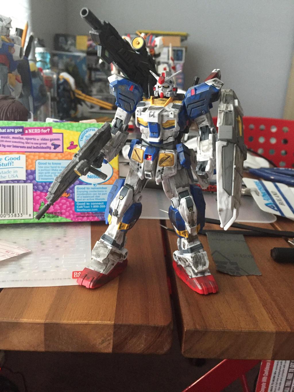 Full Armor Gundam 7th  by XrosBrony
