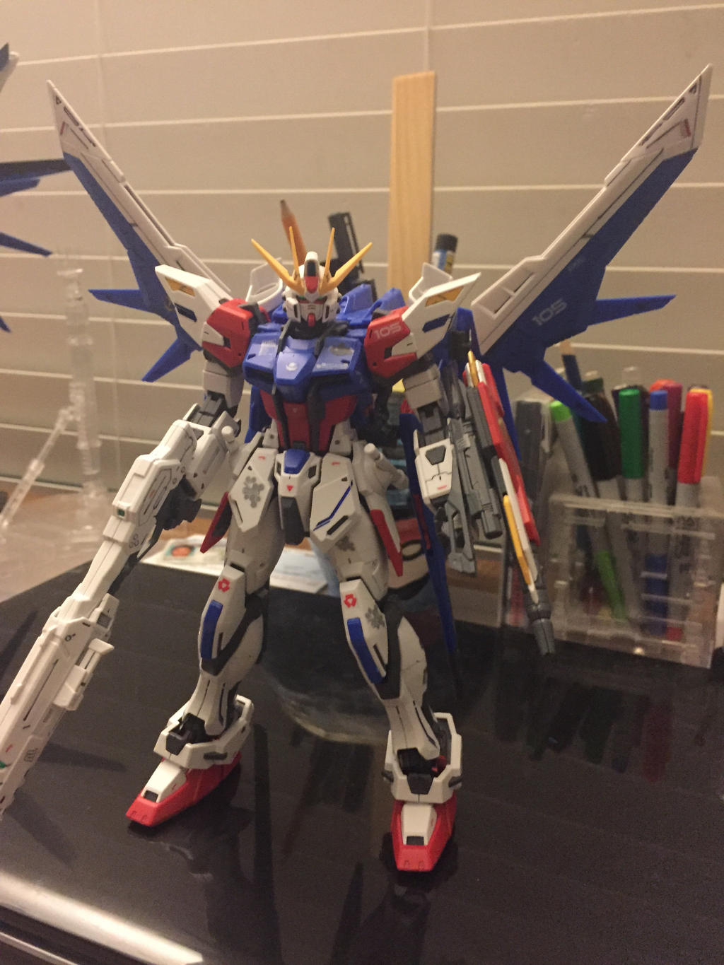 MG Build Strike Full Package  by XrosBrony