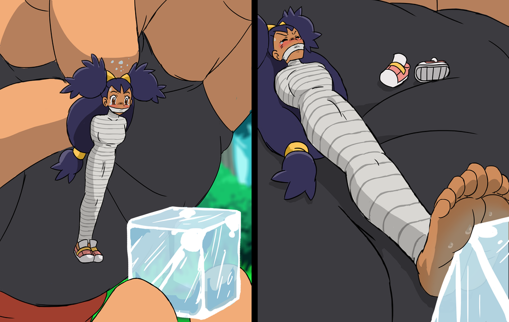 You're Such A Mean Kid, Ash! by SensaiK1