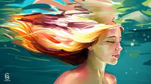 Water Art by MANGBO