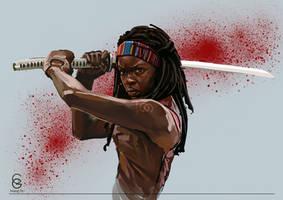 The Walking Dead````daonv by MANGBO