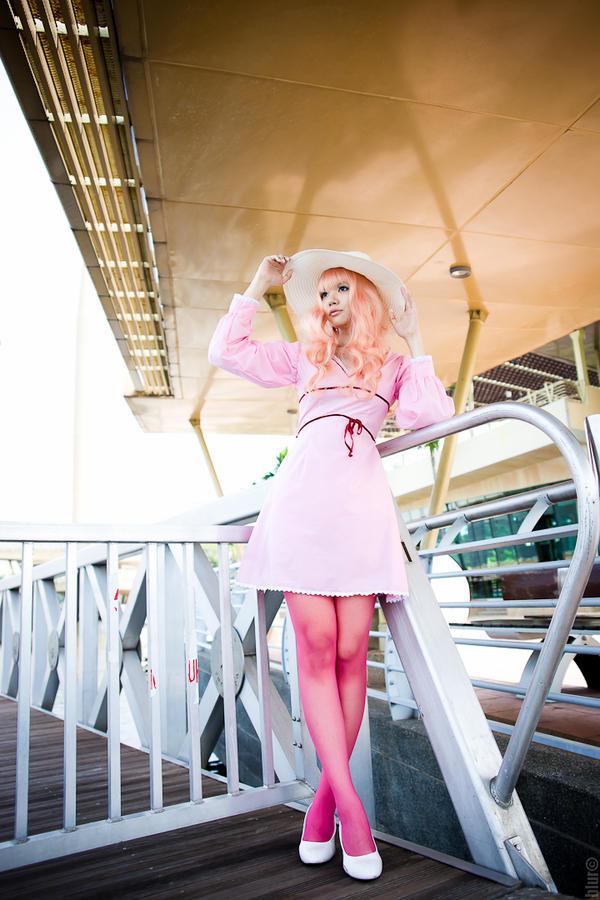 MF : Pink II by yingtze