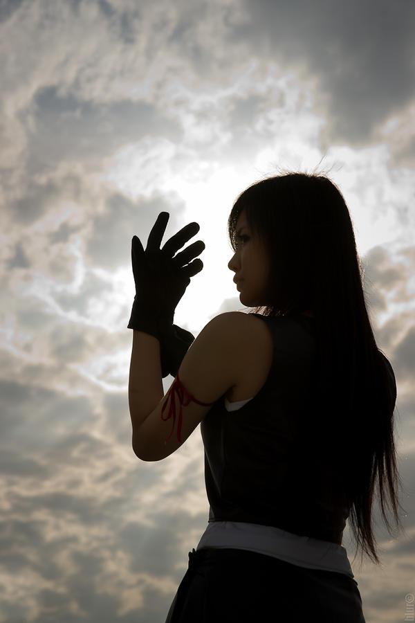 Tifa Lockhart : I'm ready by yingtze