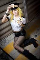 PSGW : Police Panty 02 by yingtze