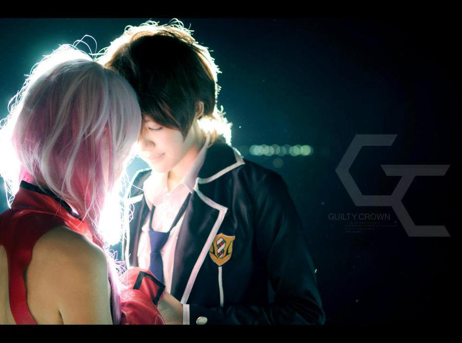 Guilty Crown : My Dearest by yingtze