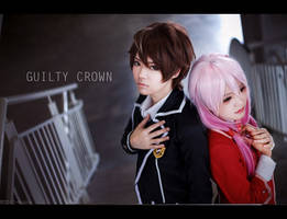 Guilty Crown : I'll Be Strong