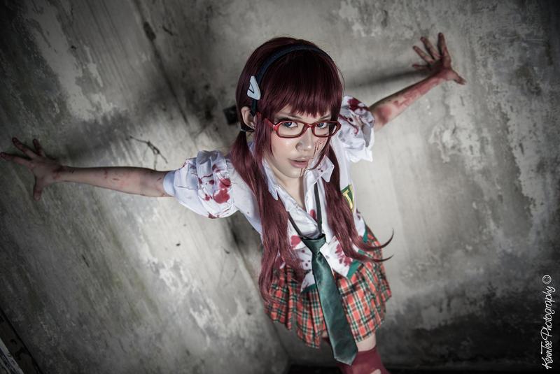 Mari Illustrious Makinami 01