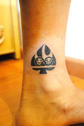 Portgas D Ace Tattoo