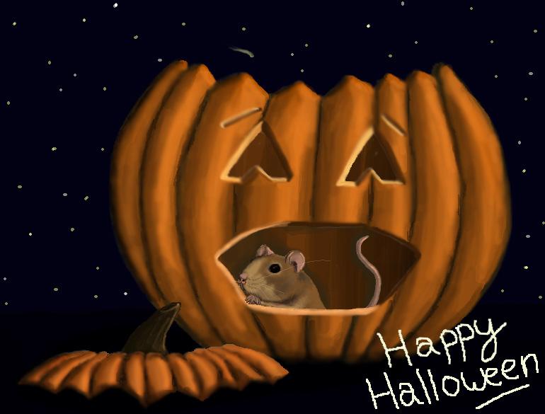 Halloween 2013 copy by flash-gordonette