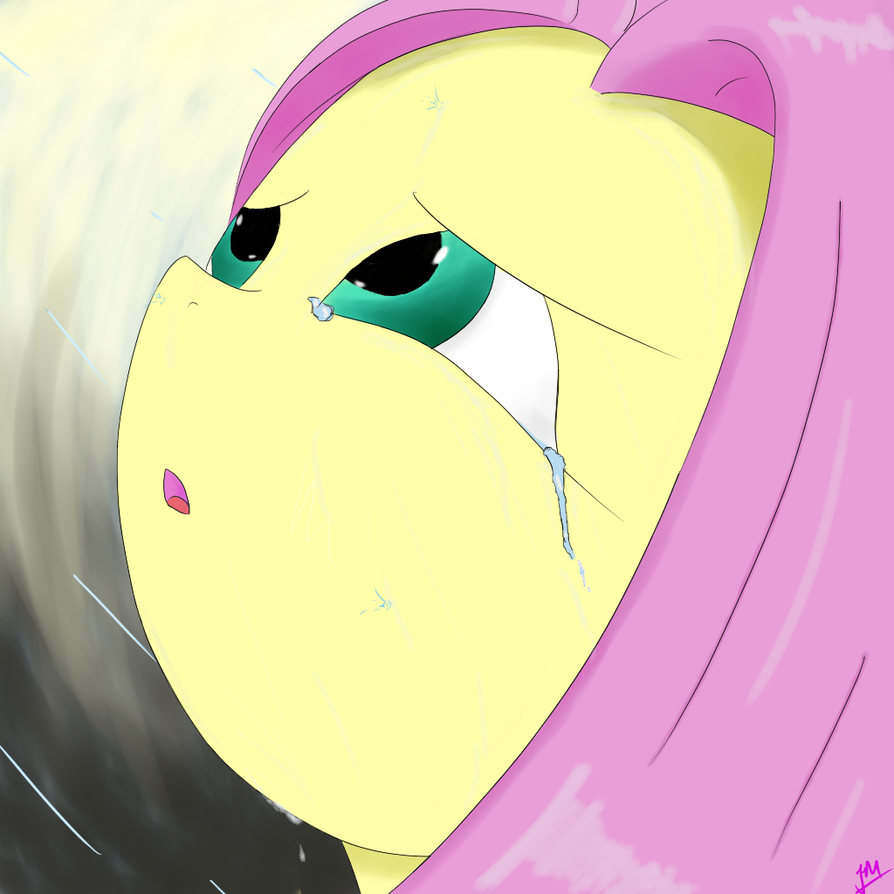 depressed fluttershy - photo #8