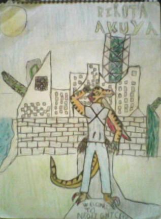 rikota akuya