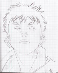 Kenji of 20th Century Boys by leon-mcnichols