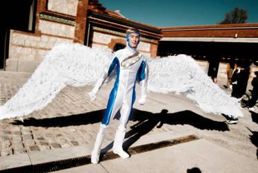 The winged mutant by Dantedart