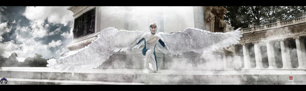 The sky hero