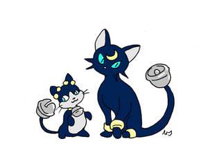Unused Cat-Pokemons