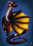 Nero_The dragon