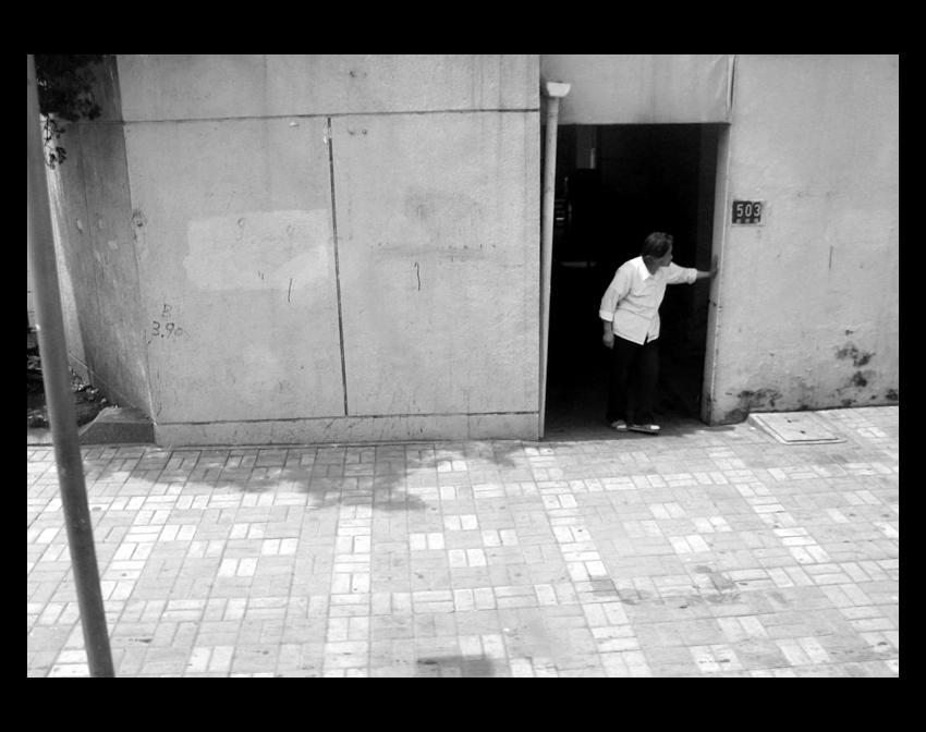 Shanghai Street - 2 by devildevine