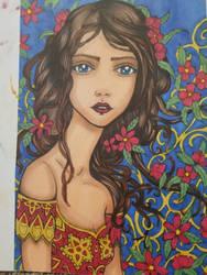 Monica by aXforamnesty