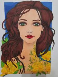 Rose Tattoos by aXforamnesty