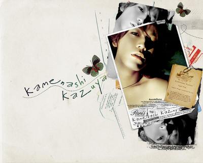 Kamenashi Kazuya Wallpaper by uisuki