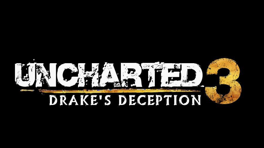 Uncharted Logo Uncharted 3 Logo Png