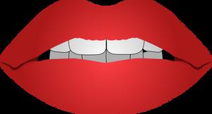 Lips logo by TMLdesign